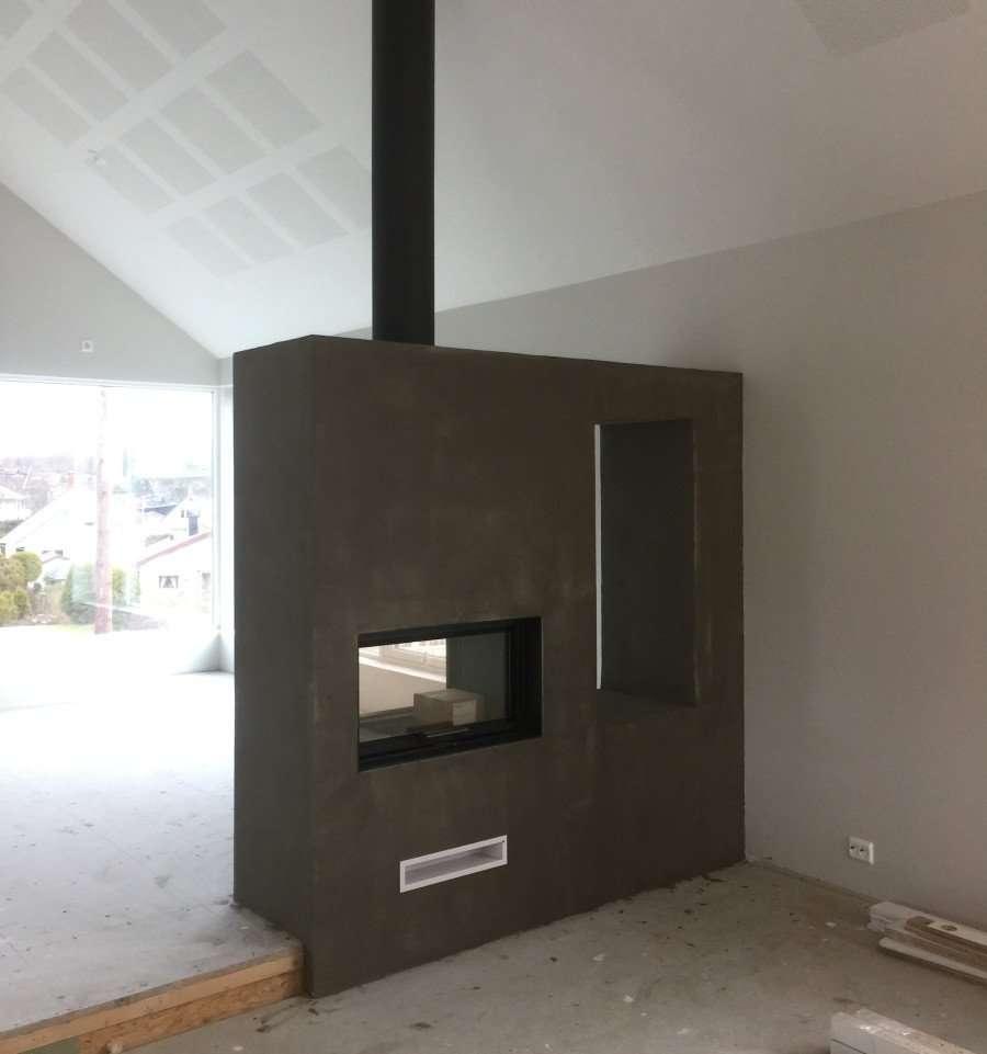 Stålpiper til nye og eldre bygg